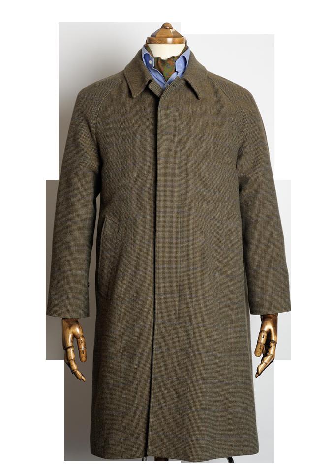 batak Order Coat Selection