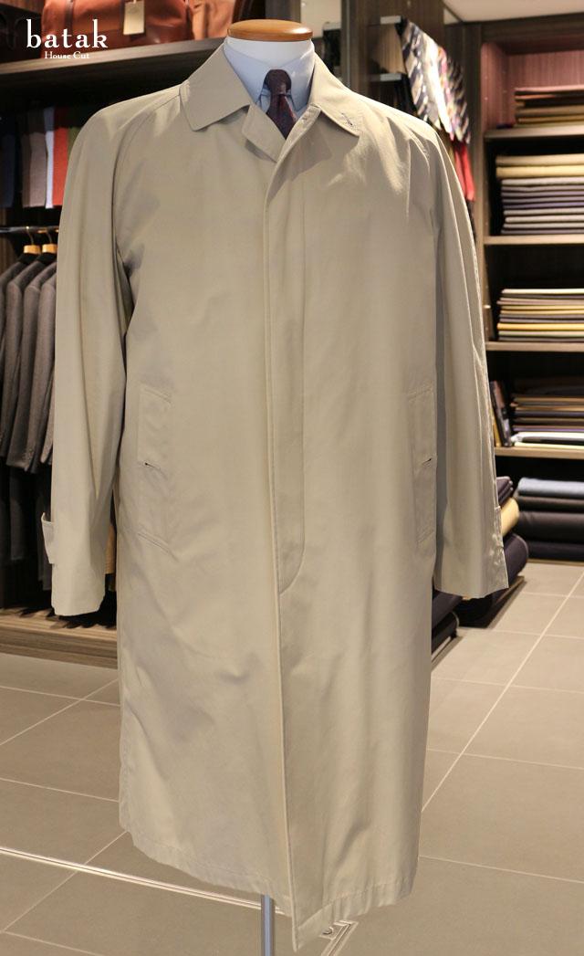 Bak Collor Coat